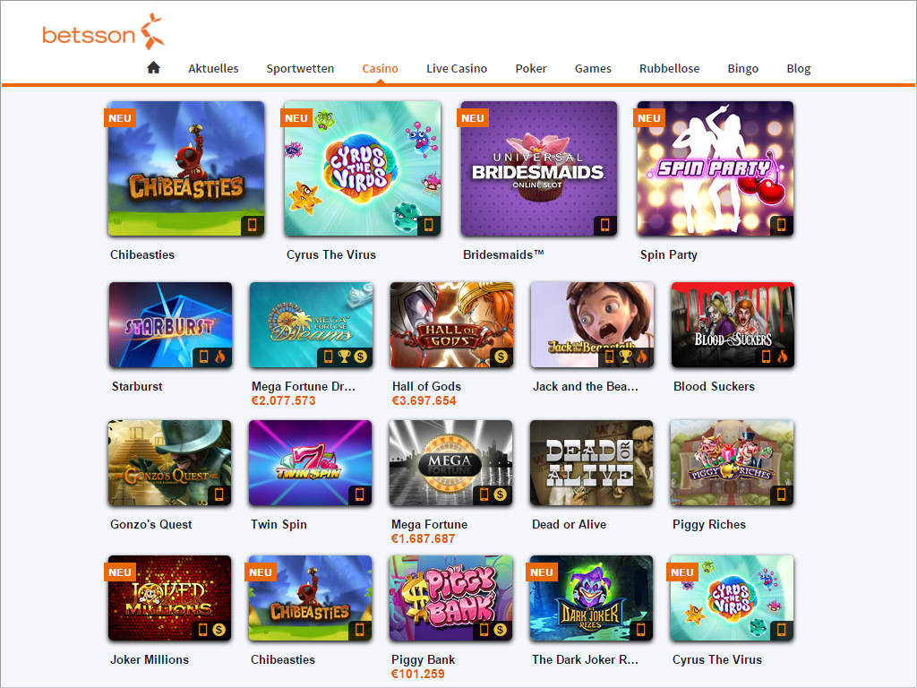 best online casino websites slot spiele gratis